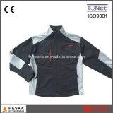 Куртка Softshell 3layer оборудования работы цветового контраста