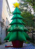 2016 heißester 4m hoher aufblasbarer Weihnachtsbaum für Feiertags-Dekoration