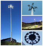 1000W屋外LEDは照明ULの洪水ライトLED裁判所ライトを遊ばす