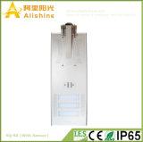50W道のための時間制御を用いる太陽街灯5年の保証LEDの