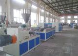 Extrusora plástica do perfil do PVC da eficiência elevada