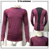 Qualitäts-kundenspezifischer Polyesterspandex-Sleeveless T-Shirt für Männer