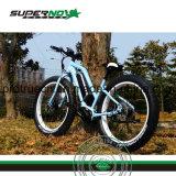 с Shimano скорость зацепляет электрический велосипед