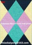 Панель сыщика панели потолка панели стены акустической панели звукопоглотительной стены волокна любимчика декоративная
