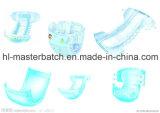 Masterbatch traspirante per pannolino del bambino o di assorbenti igienici
