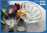 새로운 투명한 과일 사라다 사발 창조적인 디저트 사발