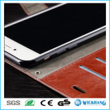 Housse en cuir pour iPhone Samsung Huawei avec porte-cartes