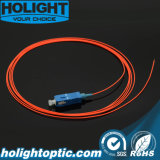 Отрезок провода оптического волокна Sc Sm 0.9mm
