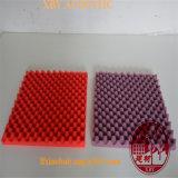Panneau acoustique de décoration de panneau de plafond de panneau de mur d'écran antibruit d'usine de mousse de la Chine
