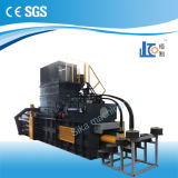 Automatische Maschine der BallenpresseHba80-110110 für Plastik, Haustier-Flasche