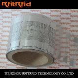 Etiqueta elegante Agua-Rápida de la frecuencia ultraelevada RFID