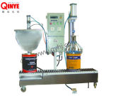 Máquina de rellenar líquida Weighning-Automática del acero de aleación para la pintura &Coating