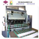 Ld1020bc halbautomatische Schule-Übungs-Buch-Büro-Briefpapier-Notizbücher für die Schule, die Zeile Maschine bildet