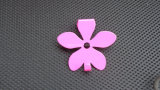Solos ganchos de leva de múltiples funciones del metal de la flor