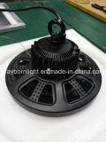 2016 nuevos productos 5 años de la garantía de alta luz de la bahía del UFO 100W LED