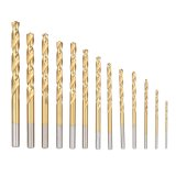 4241 dígitos binarios de taladro de torcedura del HSS para la perforación de madera