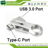 Type-c 3 dans 1 entraînement du stylo usb 8GB