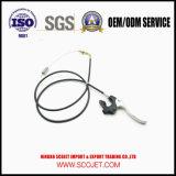OEM cable de control de alta calidad con muelle y morir la manija de fundición