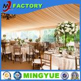 고품질 유리벽 옥외 연회 결혼식 큰천막 천막