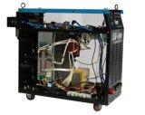 máquina de estaca de alumínio manual do plasma do metal de folha
