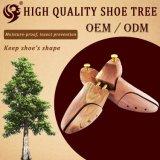 Zapato de madera del árbol del cedro promocional de encargo de la alta calidad
