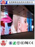 レンタルLED表示高品質のフルカラースクリーンを広告するP6