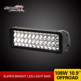 차를 위한 11inch 24V LED 트럭 빛 108W LED 바