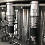 صاحب مصنع ماء ملأ يعبّئ تجهيز آلة مع [لوو بريس]