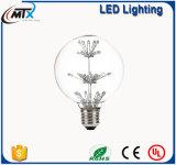 Edison-Glühlampe-kreativer Baum/Atem-Weinlese G80 E27 des Babys