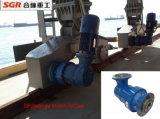 Aplicación personalizada del motor de engranaje planetario para Port Crance