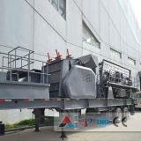 中国の低価格の移動式インパクト・クラッシャーのプラント
