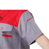 Trajes de Trabajo Unisex Trajes de Trabajo de manga corta Uniformes
