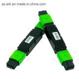Sm MTP / MPO Atténuateur optique à fibre 10dB Ark