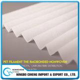 Telas não tecidas Eco-Friendly materiais do animal de estimação da espinha dorsal do filtro de ar de HEPA