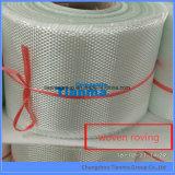 Fibre discontinue tissée par fibres de verre, tissu tissé en verre de fibre, 600g