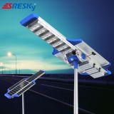 공장 최신 판매 70W 태양 가로등 LED 옥외 점화 IP65