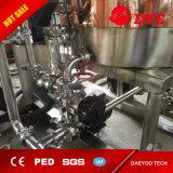 Equipamento da fabricação de cerveja de cerveja da HOME da parte inferior da indução do aço inoxidável