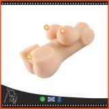 Juguetes creativos baratos del sexo para el gatito artificial del bolsillo de pecho de las mini muñecas del sexo femenino del hombre