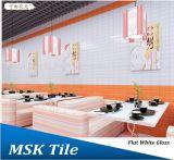 "3X6 ""Naranja biselado de cerámica Azulejo de pared de metro"