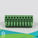고품질 3.5mm 피치 PCB 마운트 나사식 터미널 구획