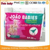 Trek de Fabriek van Luiers in China uit, Baby die Luiers uittrekken