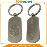 Metallo Keychain di promozione personalizzato modo