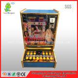 De binnen Bovenkant van de Lijst Mario Slot Game Machine/het Gokken van de Arcade van de Volwassenen van de Koning van het Fruit de Muntstuk In werking gestelde Machine van het Spel van de Groef