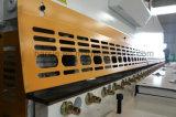 Гидровлическая режа машина, автомат для резки стальной плиты, машина нержавеющей гильотины режа