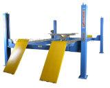 подъем автомобиля столба замка 4 Machenical конструкции колонки 4000kg автоматический