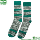 China-Fabrik-Großverkauf-grüne Mann-Socken