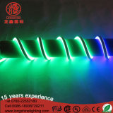 LED SMD impermeable 2835 LED de neón 12V 220V lateral doble luz flexible Flex luces
