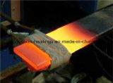 Forgiatrice del riscaldamento di induzione dello strato del piatto/fornace calde di alluminio d'acciaio