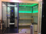 Camera bagnata asciutta di lusso 2017 del cedro del bagno di sauna della fabbrica grande