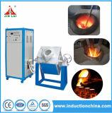 Промышленная используемая печь топления электрической индукции для плавить меди (JLZ-45)